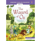 The wizard of Oz (Usborne English Readers Level 3 B1)