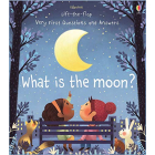 What Is The Moon? (Very First Lift-the-Flap Questions & Answers)