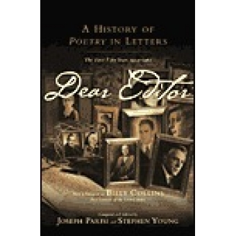 Dear editor: a history of poetry in letters (The first fifty years: 1912-1962)