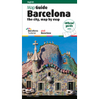 Barcelona. The city, map by map. MapGuide (english)