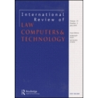 International Review of Law Computers and Technology