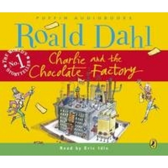 Charlie and the Chocolate Factory. 3 Audio-CDs