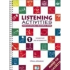 /Listening activities. Elementary / Pre-intermediate. Fotocopiable resource book (with CD)