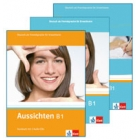 Aussichten-Paket B1 (Kursbuch + 2 Audio-CDs, Arbeitsbuch + Audio-CD + DVD, Intensivtrainer)