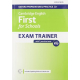 First for Schools Exam Trainer: Student's Book Pack with Key