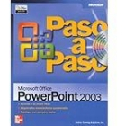 PowerPoint 2003. Paso a Paso