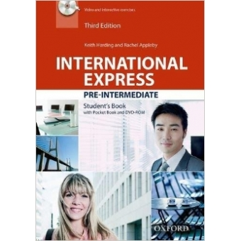 International Express: Pre-Intermediate: Student's Book Pack (Third edition)