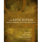 The Apocrypha (Fortress commentary on the Bilbe study edition)