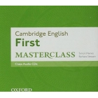 Certificate In Advanced English Masterclass Class CD Edition 2015 (2)