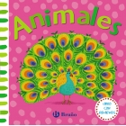 Libro con relieves. Animales