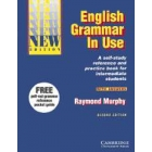 English Grammar in Use. A self-study reference and practice book for intermediate students. With answers