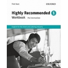 Highly Recommended 1. Workbook (New edition). English for the Hotel and Catering Industy