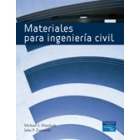 Materiales para la ingeniería civil
