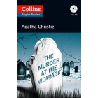 The Murder at the Vicarage + CD (Collins English Readers B2)