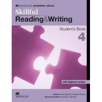 Skillful: Reading and Writing Student's Book with digibook Access. Level 4