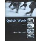 Quick Work Intermediate. Workbook