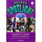 Oxford Spotlight 4 Student's Book
