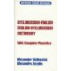 Byelorussian - English. english - byelorussian dictionary. With complet phonetics