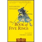 The book of Five Rings (Trans. Thomas Cleary)