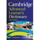 Cambridge Advanced Learner's Dictionary with CD-ROM for Windows and Mac UNED edition