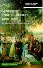 Gender in English society 1650-1850. The emergence of separate spheres