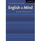 English in Mind 5 Teacher´s Resource Pack