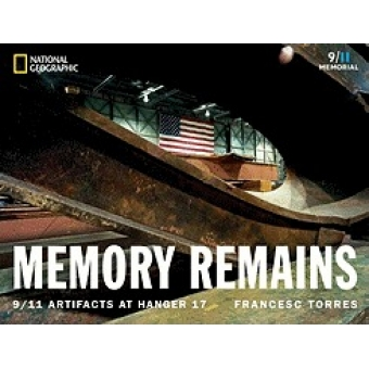 Memory Remains. 9/11 Artifacts at Hangar 17. Francesc Torres