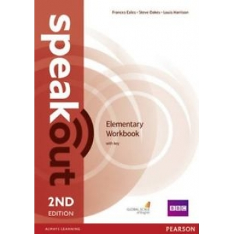 Speakout Elementary 2n Edition. Workbook with Key
