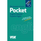 Vox diccionario pocket. English-Spanish / Español-Inglés