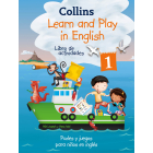 Learn and play in English (Learn and play). Libro de actividades 1