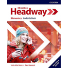 New Headway 5th edition - Elementary - Student's Book with Student's Resource center and Online Practice Access