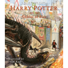 Harry Potter And The Globet Of Fire - Illustrated Edition