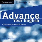 Advance your English. Workbook CD