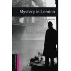Mystery in London (Oxford bookworms Starters) ed. 2008