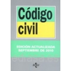 Código Civil 2011 (tecnos)