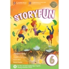 Storyfun for Flyers 6 Student's Book with online activities and Home Fun booklet 6