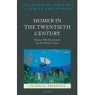 Homer in the Twentieth-century: between world literature and the western canon