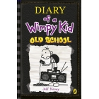 Old School (Diary of a Wimpy Kid Book 10). Audiobook