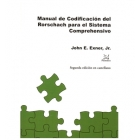 Manual de codificación del Rorschach para el sistema comprehensivo