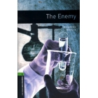 The Enemy. OBL Stage 6. Audio CD Pack (Book + Audio CD)