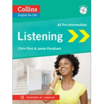 Collins English for Life: Listening A2 Pre-Intermediate (Paperback and CD)