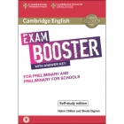 Cambridge English Exam Booster with Answer Key for Preliminary and Preliminary for School
