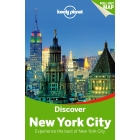 Nueva/New York City (Discover) Lonely Planet (inglés)