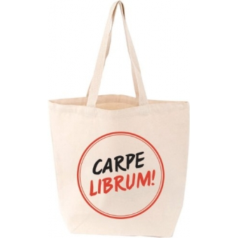 Carpe Librum!: LoveLit Tote Bag