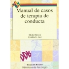 Manual de casos de terapia de conducta
