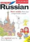 Take off in Russian.The easiest way to learn russian (book and 4 CD)