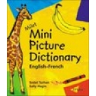 Mini Picture Dictionary english-french