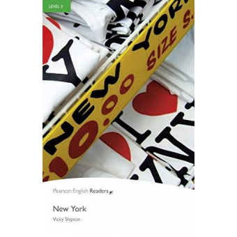 Penguin Readers 3: New York Book & MP3 Pack