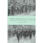 From liberalism to Fascism. The right in a French province, 1928-1939