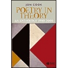 Poetry in theory: an anthology, 1900-2000